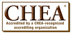Accredited by a CHEA-Recognized Accrediting Organization